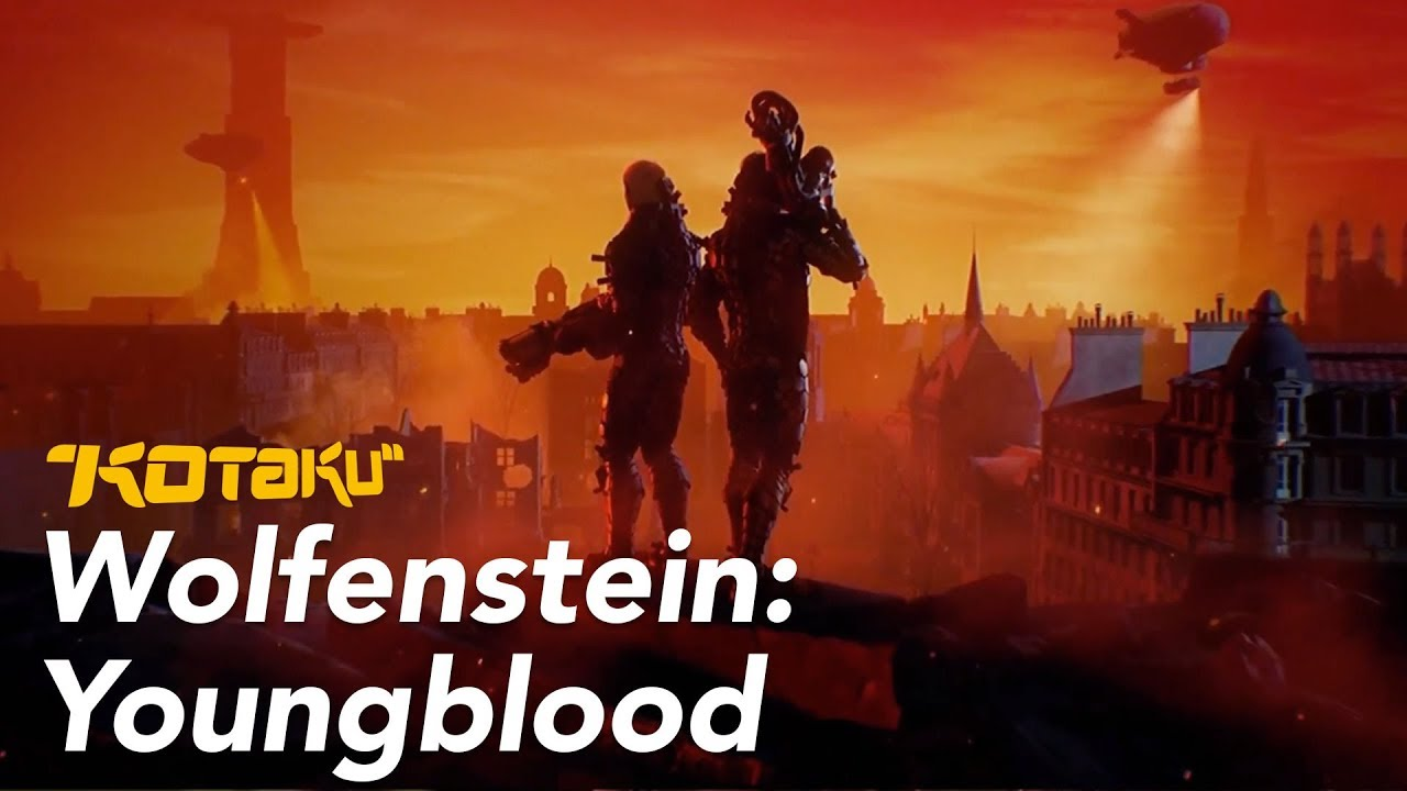Wolfenstein: Youngblood Is A Co-Op Game Coming Next Year