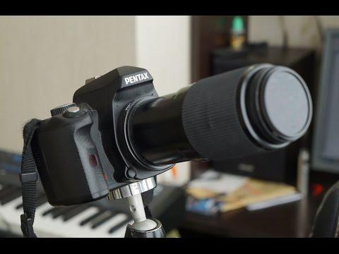 Как снимать Солнце и Луну на зеркальный фотоаппарат