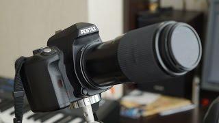 Как снимать Солнце и Луну на зеркальный фотоаппарат(Что бы снять на зеркальный фотоаппарат Солнце или Луну, достаточно приобрести дешевый телеобъектив и насла..., 2015-10-18T18:40:01.000Z)