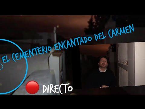 Emisión En Directo Desde El Cementerio El Carmen