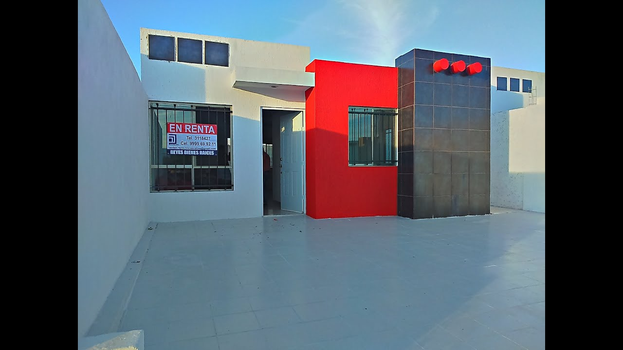 Casa en renta fracc los heroes merida yucat n doovi for Casas de alquiler en