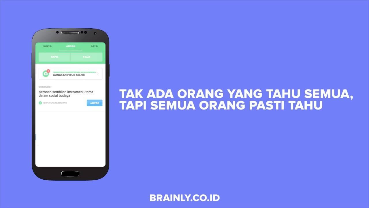 App Review Brainly Solusi Seru Bagi Yang Mentok Dengan Pr Sekolah Dailysocial