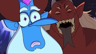 How Did Glossaryck Know About Globgor & Eclipsa's Plan!? - Star Vs The F