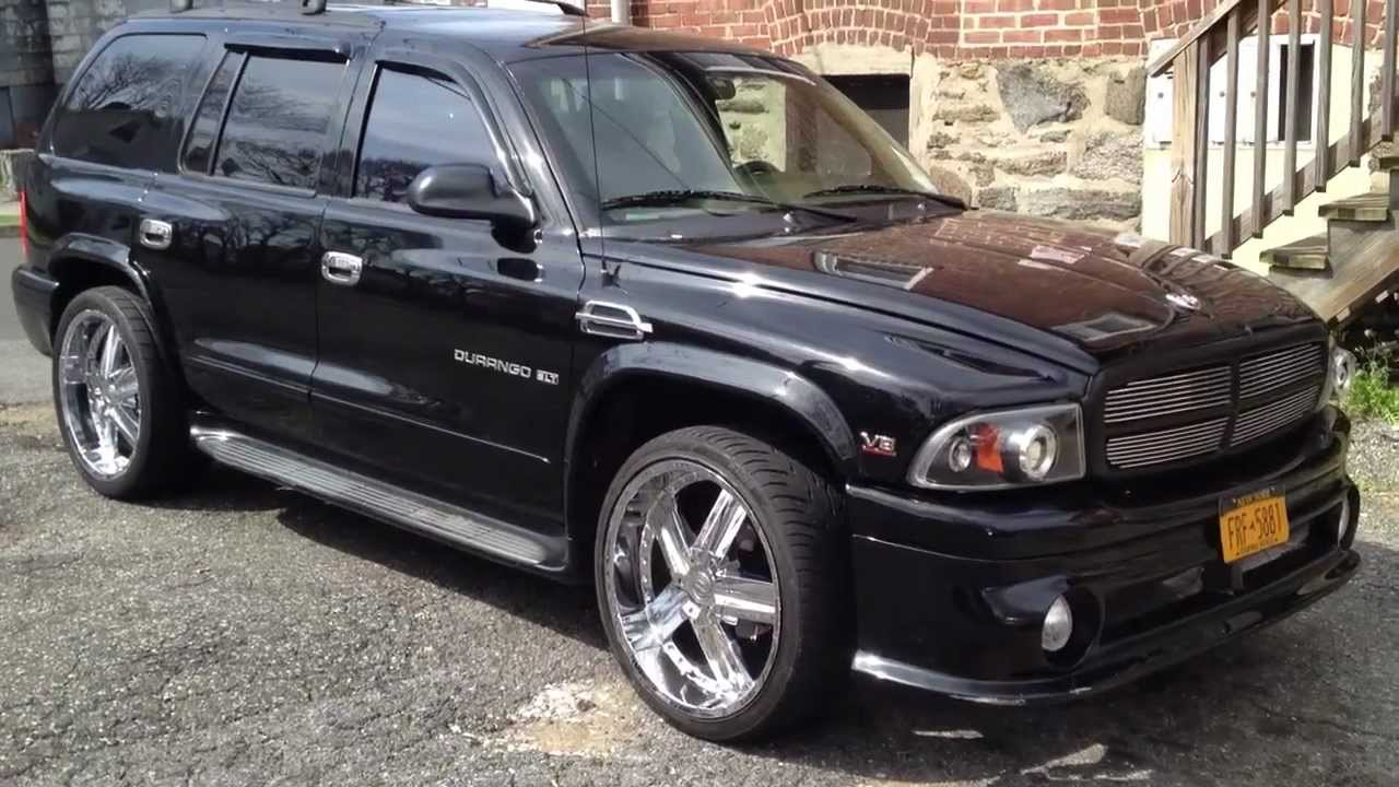 Dodge Durango 2000 With Pioneer Avh P6300bt Youtube