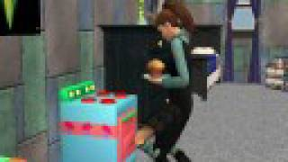 The Sims 2 - Adult Acts Like Child