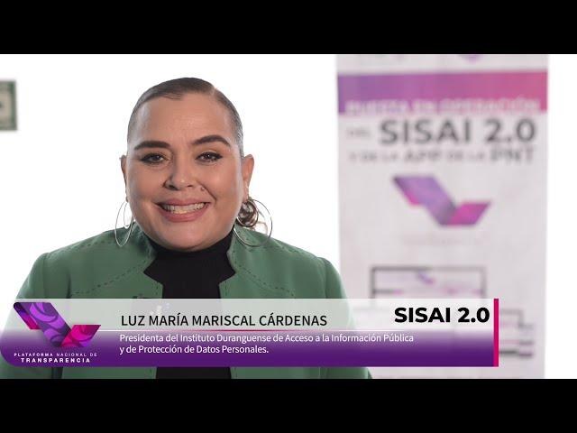 SISAI 2.0   Opinión de Luz María Mariscal Cárdenas.