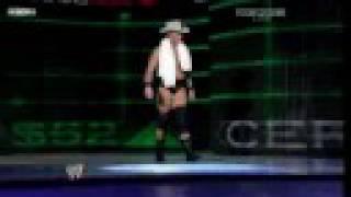 Batista vs JBL vs Kane vs John Cena 1/2