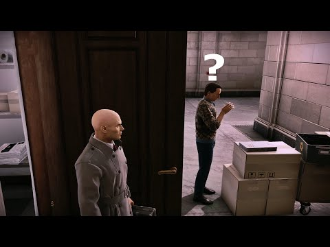 Hitman 2 Psycho Stealth Kills (The Bank Heist, New York)