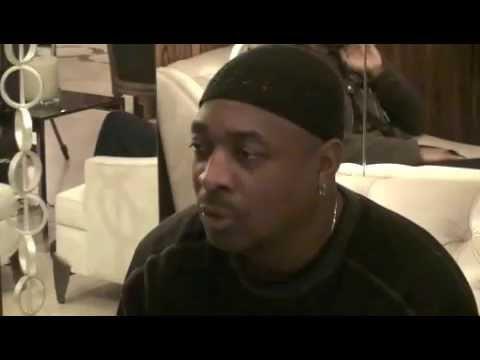 """Chuck D / Public Enemy Interview - """"Hiphop & Jazz""""."""