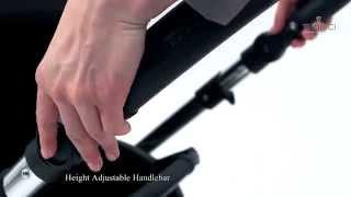 видео Купить Venicci Carbo (2 в 1) - цены на коляску, отзывы, обзор на Venicci Carbo (2 в 1) - Коляска для новорожденных Коляски 2 в 1
