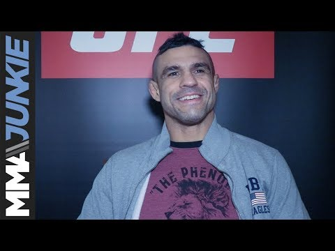 Vitor Belfort full interview ahead of UFC Fight Night 124