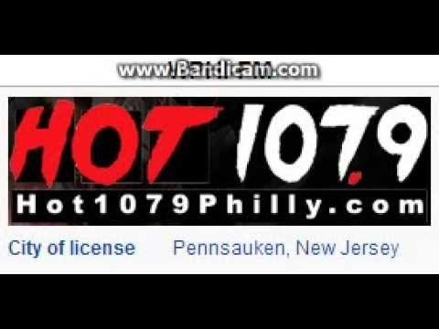 WPHI-FM Hot 107.9 Pennsauken, NJ TOTH ID at 5:00 p.m. 10/19/2014