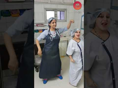 Labor Room Dancing on Girls like to Swing just before Delivery !! #prenataldance