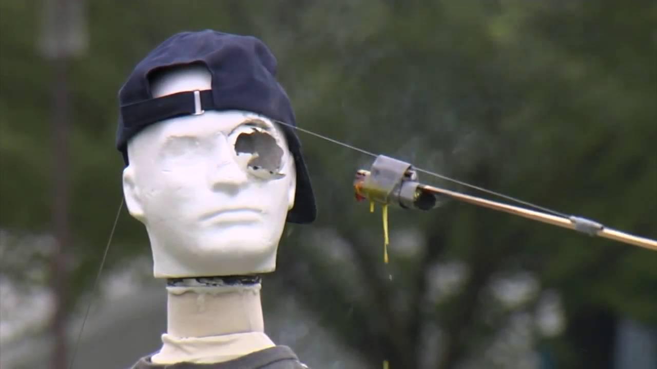Peligros De Los Fuegos Artificiales Demostracion De La Cpsc En El 2015
