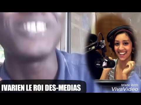 Zaho en Guinee Conakry pour les 10 ans de la radio espace