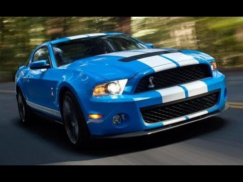 2010 Ford Mustang Shelby Gt500 Tested Car And Driver