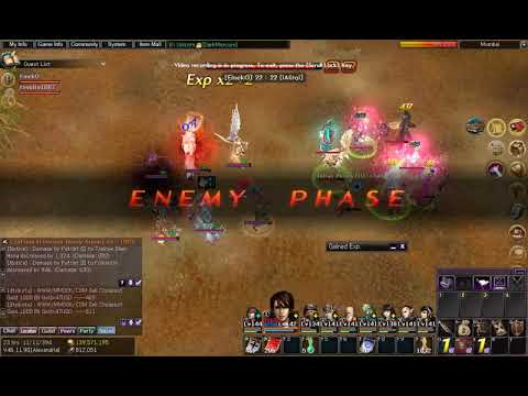 Atlantica Online Battle