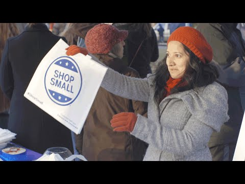 Roslindale Village: Making the Most of Small Business Saturday | American Express