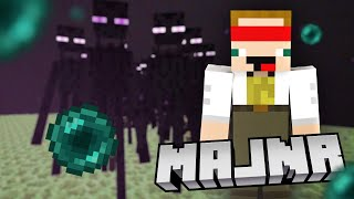 *ÚŽASNA´* Enderman FARMA [MAJNR]
