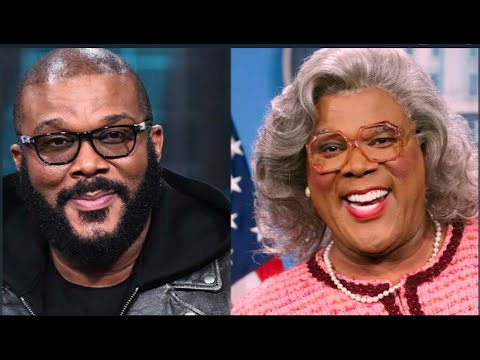 Download Tyler Perry Says Hollywood Ignores Him: GOOD!!!