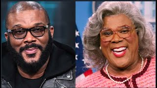 Tyler Perry Says Hollywood Ignores Him: GOOD!!!