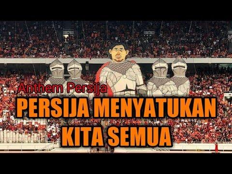 WOW...!!! Anthem Persija Berkumandang Distadion GBK !!! PERSIJA MENYATUKAN KITA SEMUA !!!
