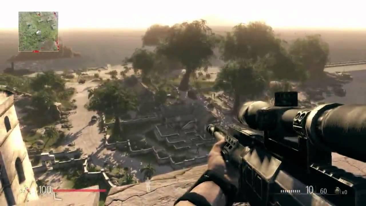 Image result for sniper ghost warrior 1 gameplay