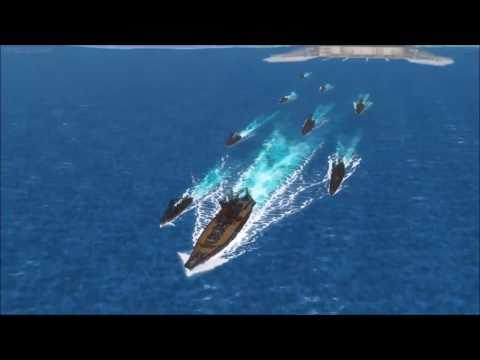 High School Fleet AMV Sink the Bismarck