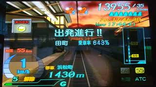 電車でGO!Final 山手線103系大崎→大崎