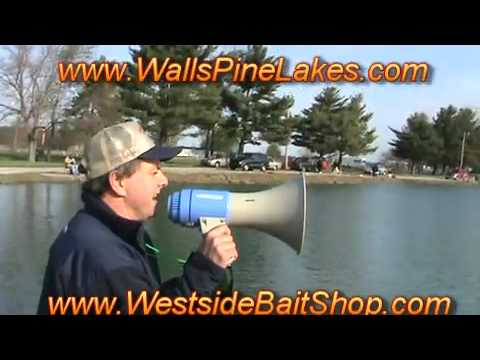 Pine Lakes Indiana Channel Catfish Championship Part One