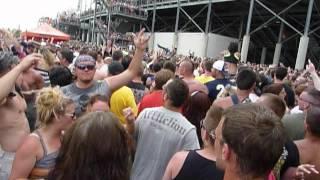 12 Stones Broken Rock On The Range 2012 Crew Stadium Columbus OH 5 20 12 Live