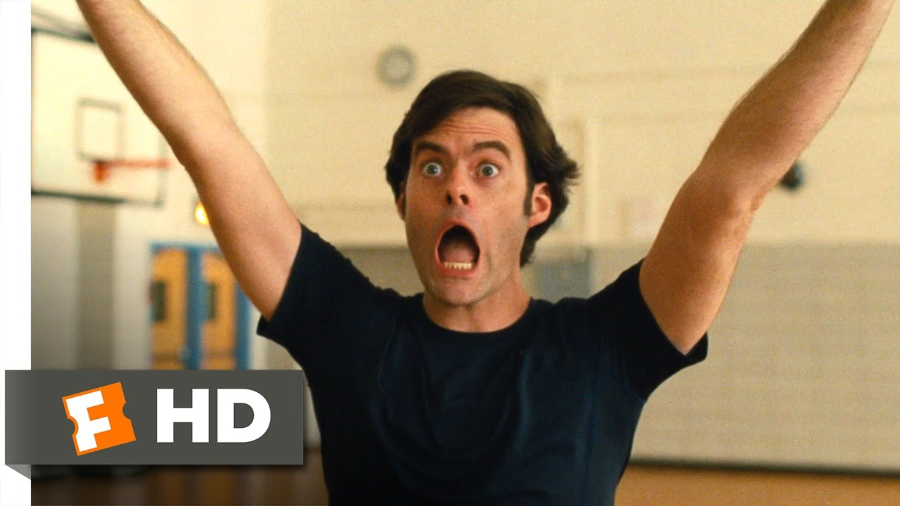 Download Trainwreck (2015) - I Scored on LeBron James Scene (9/10)   Movieclips