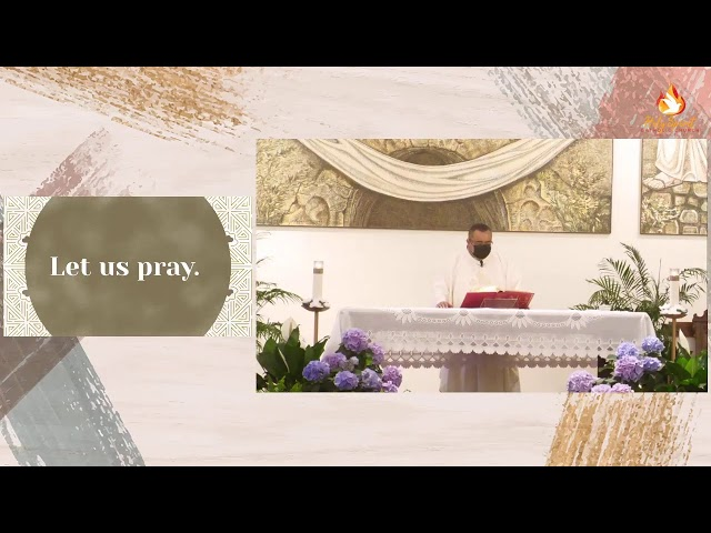Daily Mass - Holy Spirit Catholic Church