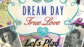 All Hail The Glow Scrapbook: Let's Play- Dream Day True Love Part 2