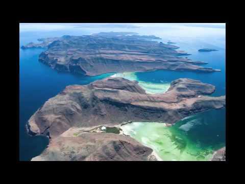 Isla Espiritu Santo & Partida Aerials