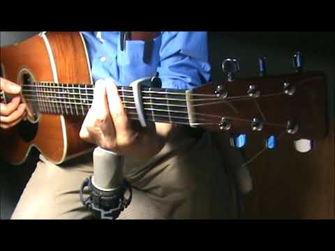 Video - Guitar Chord: D7 (ii) (x 5 7 5 7 5)