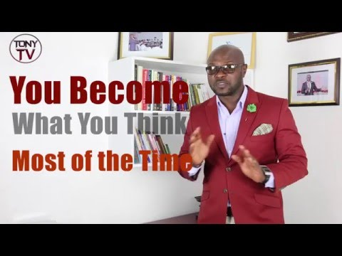 THE LAW OF THE MIND BY ANTHONY LUVANDA INSPIRATIONAL SPEAKER