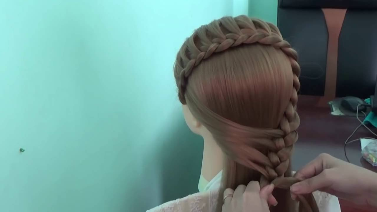 New Hairstyle And Digayning Tips Video 2017 Youtube