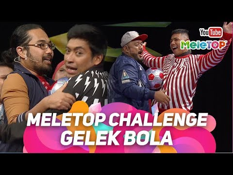 Cover Lagu Gelek Bola Challenge bersama Johara Pagi ERA Johan, Haniff, Ray | MeleTOP | Nabil & Neelofa HITSLAGU