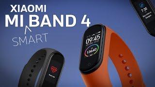 Xiaomi Mi Smart Band 4 - тепер кольоровий