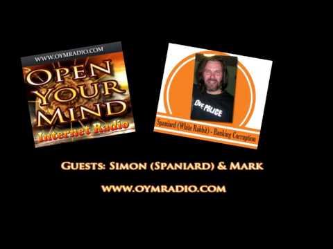 Open Your Mind (OYM) Radio - Simon Spaniard & Mark - 7th August 2016