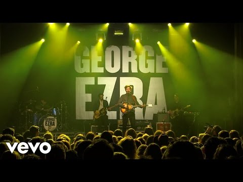 George Ezra - Did You Hear the Rain?  on the Honda Stage at Webster Hall