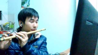 Về đâu mái tóc người thương - sáo trúc Cao Trí Minh
