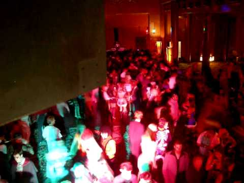 Queen Mary ~Ghost Ship Halloween~ Ball Room Party 2009 - YouTube
