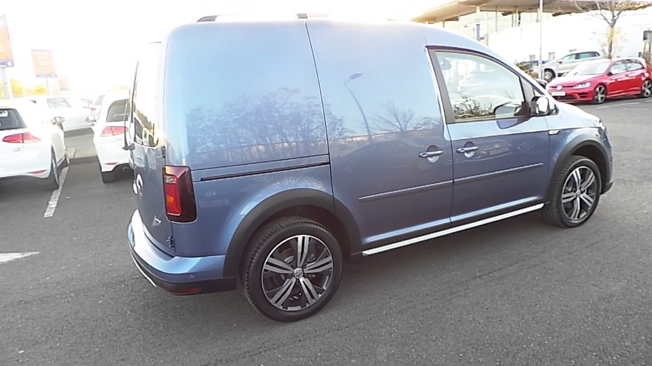 171 2017 volkswagen caddy alltrack 2 0tdi 102bhp youtube. Black Bedroom Furniture Sets. Home Design Ideas