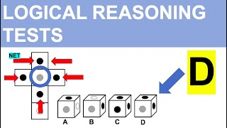 LOGICAL REASONING TEST Questions and Answers! screenshot 2
