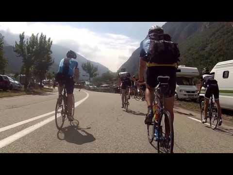 French Alps - Day Four - St Jean-de Maurienne - Lacets de Montverniere - Part Two