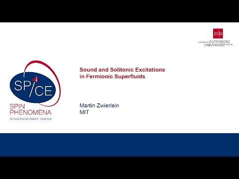 Talks - Non-equilibrium Quantum Matter - Martin Zwierlein, MIT