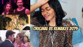 Original Vs Remake Bollywood Remake Songs 2019   REACTION