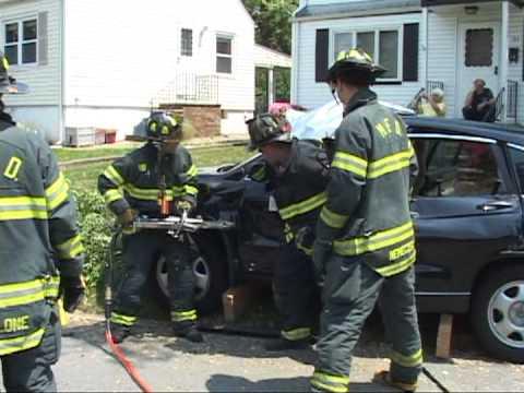 Maywood,nj Fire Department Mva/Extrication